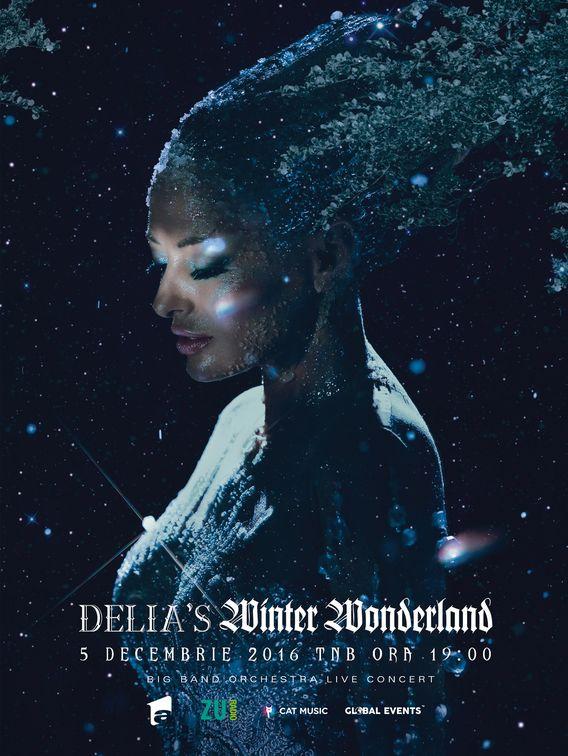 Delia's Winter Wonderland