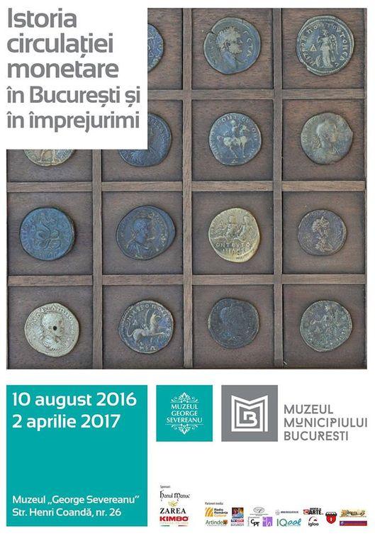 Istoria circulatiei monetare in Bucuresti si in imprejurimi