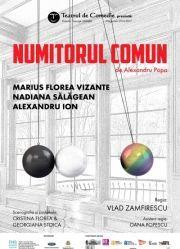 Piese de teatru din Bucuresti - Numitorul comun