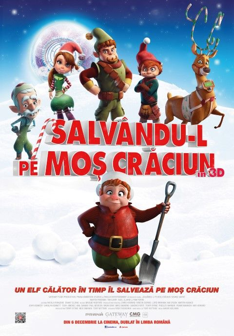 Cinema - Saving Santa
