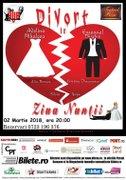 Piese de teatru din Bucuresti - Divort in ziua nuntii