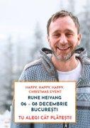 Weekend retreat Bucuresti cu Rune Heivang