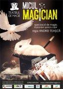 Spectacole din Bucuresti - Micul Magician - la Terasa (spectacol de magie pt copii)