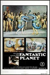 The Fantastic Planet (La planète sauvage) (1973)