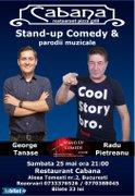 Spectacole din Bucuresti - Stand-up comedy & parodii muzicale