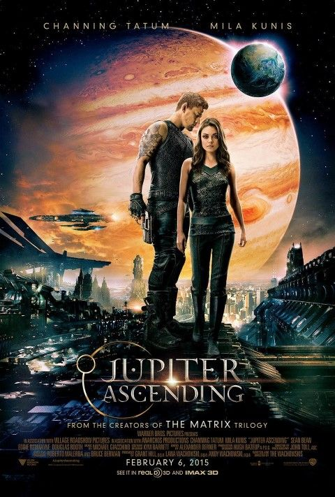 Cinema - Jupiter Ascending