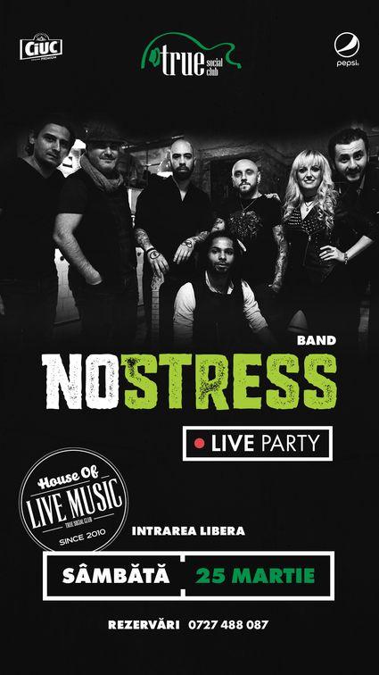 Petreceri din Bucuresti - No Stress Party
