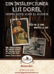 Piese de teatru din Bucuresti - Din intelapciunea lui Dorel