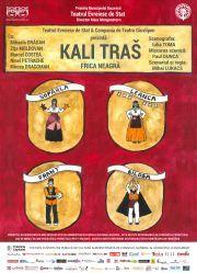 Kali traš / Frica neagra