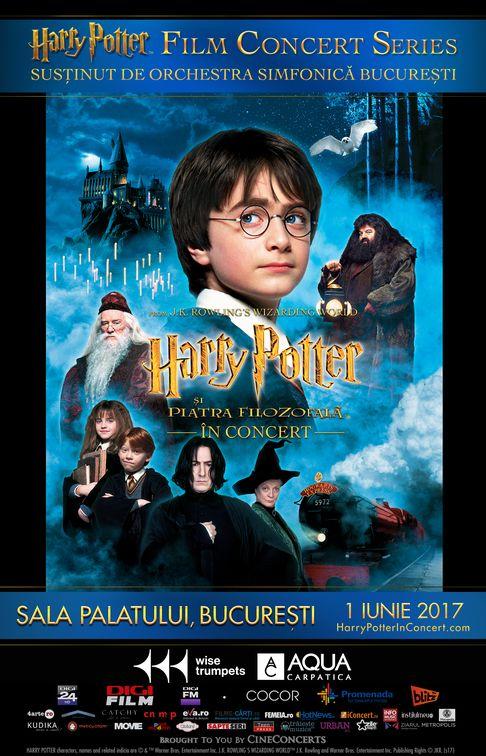 Concerte din Bucuresti - Harry Potter si Piatra Filozofala™