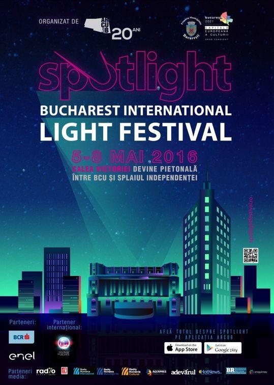 Festivaluri - SPOTLIGHT - Bucharest International Light Festival #2