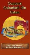 Alte-evenimente din Romania - Concurs Colonistii din Catan