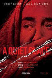 Cinema - A Quiet Place
