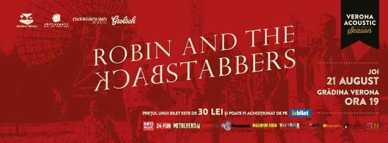 Concerte - Robin and the Backstabbers