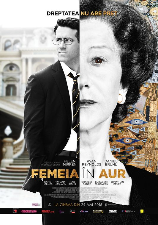 Woman in Gold (Femeia in aur) (2015)