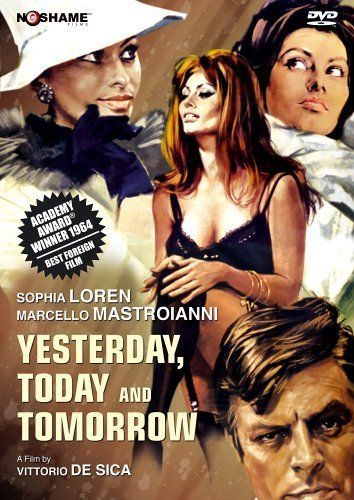 Ieri, oggi, domani (Yesterday, today, tomorrow) (1963)