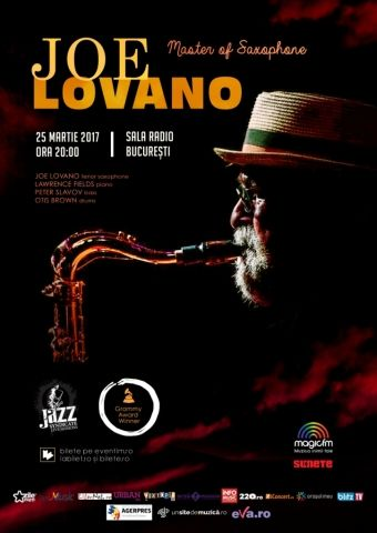 Joe Lovano - Master of Saxophone
