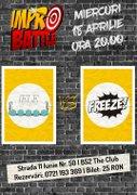 Impro Battle - Trupa íELE vs. Trupa Freeze