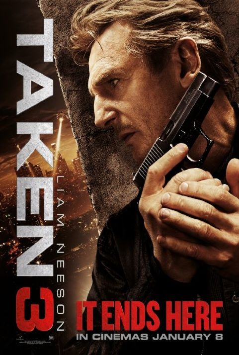 Cinema - Tak3n (Taken 3)