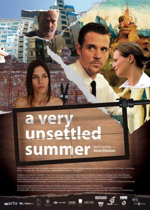 A very unsettled summer (O vara foarte instabila)