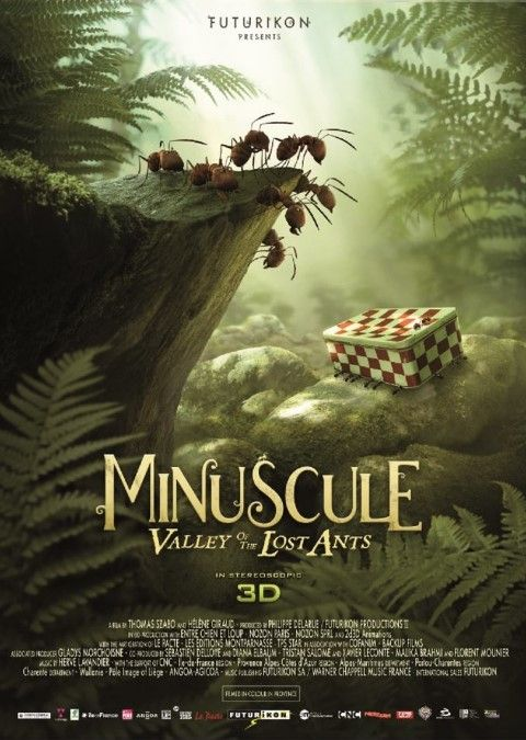 Minuscule: Valley of the Lost Ants (Minuscule - La vallée des fourmis perdues) (2013)