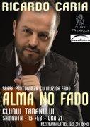 Concerte - Ricardo Caria, seara portugheza de muzica fado