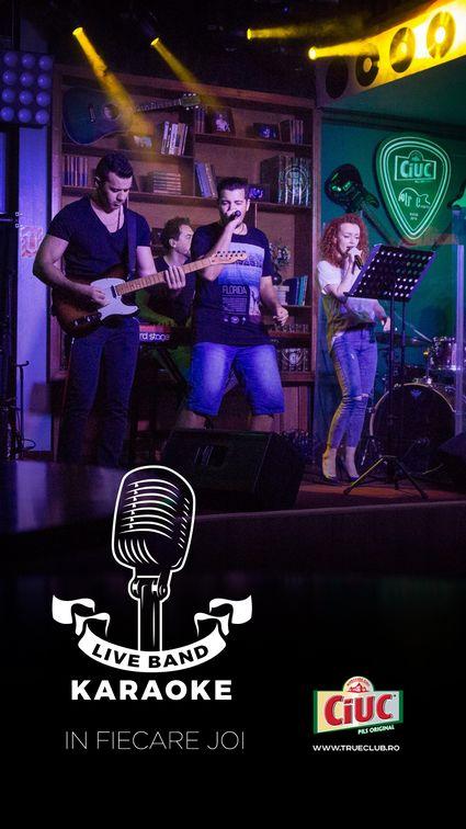 Live Karaoke Party - True Band
