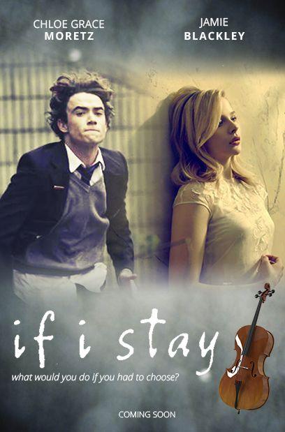 Cinema - If I Stay (Daca as ramane)