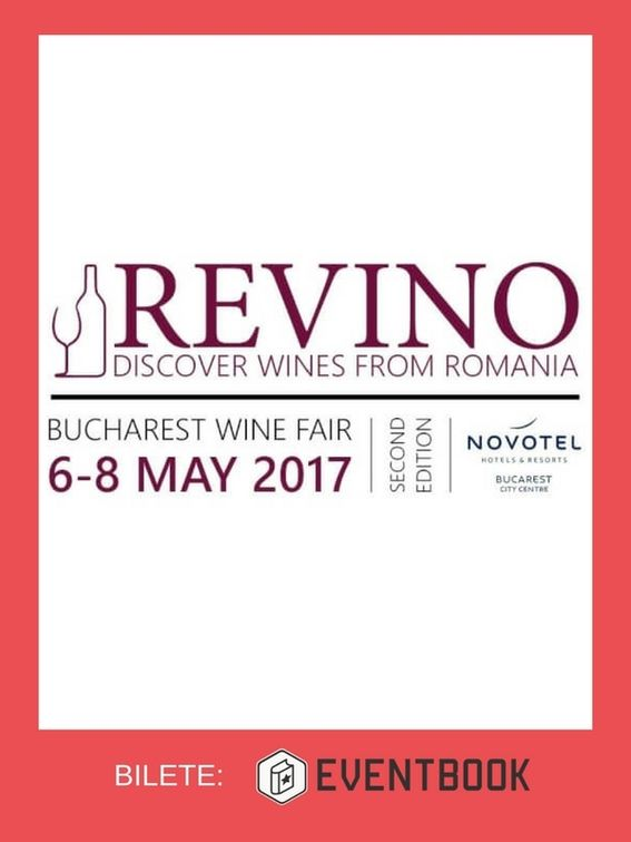 Workshops din Bucuresti - ReVino Wine Fair 2017
