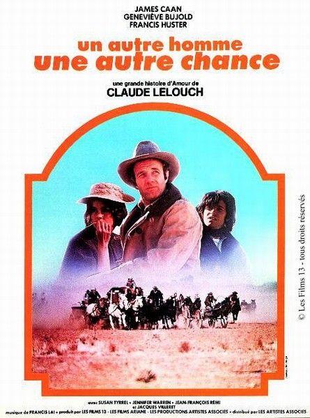 Alt barbat, alta femeie (Un autre homme, une autre chance) (1977)