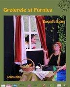 Piese de teatru din Bucuresti - Greierele si Furnica