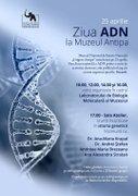 Alte-evenimente din Romania - Ziua ADN la Muzeul Antipa
