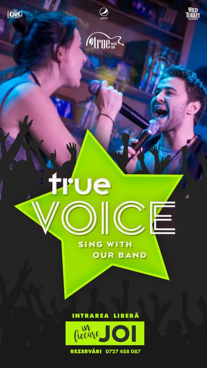 True Voice | Sing w. True Band