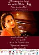 Concerte din Bucuresti - Ethno Jazz cu Cristiana Radu si Marius Vernescu