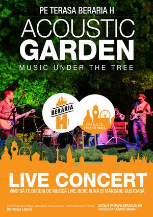 Acoustic Garden - Music Under The Tree