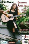 Bossanova, Jazz & more - Concert Alma Nicole