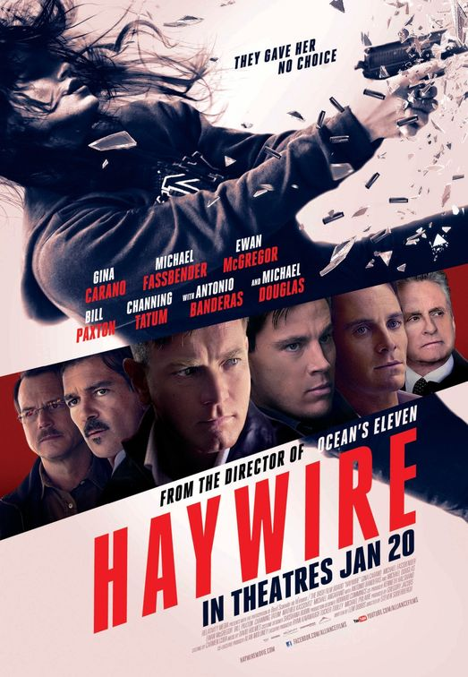 Haywire: Cursa pentru supravietuire (Haywire) (2011)