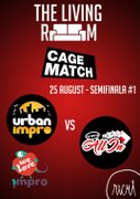 Spectacole din Bucuresti - Urban Impro vs. Trupa ALL IN