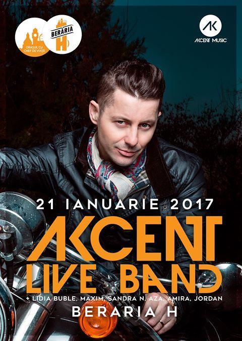 Akcent & Live Band