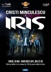 Concerte din Bucuresti - Cristi Minculescu Si Iris