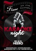 Petreceri din Bucuresti - Karaoke Night w. DJ Heero