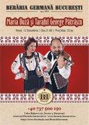 Concerte din Bucuresti - Maria Buza si Taraful George Patrascu