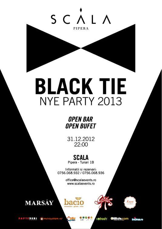 Pin black tie party on pinterest