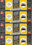 Spectacole din Bucuresti - Etaju' 13 vs. Backstage Boys - Sfert #2