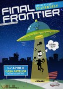 Final Frontier VI - Targ de carte SF & Fantasy