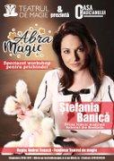 Workshops din Bucuresti - AbraMagic - Spectacol-Workshop de magie pentru copii