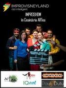 Impro Show in Ceainarie - Show de Improvizatie cu trupa Improvisneyland