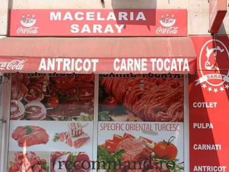 Saray - Macelarie si magazin cu specific turcesc