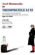 Piese de teatru din Bucuresti - Treisprezece luni - Ultimul spectacol! (Comedie)