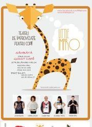 Piese de teatru - Little Impro - Teatru de improvizatie pentru copii
